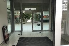Mittlerer Eingang