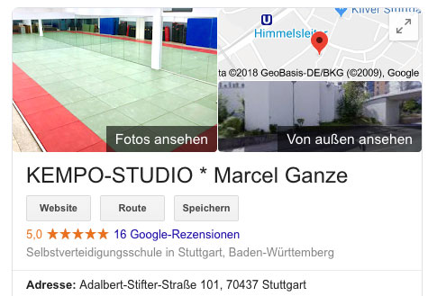 Google-Rezensionen