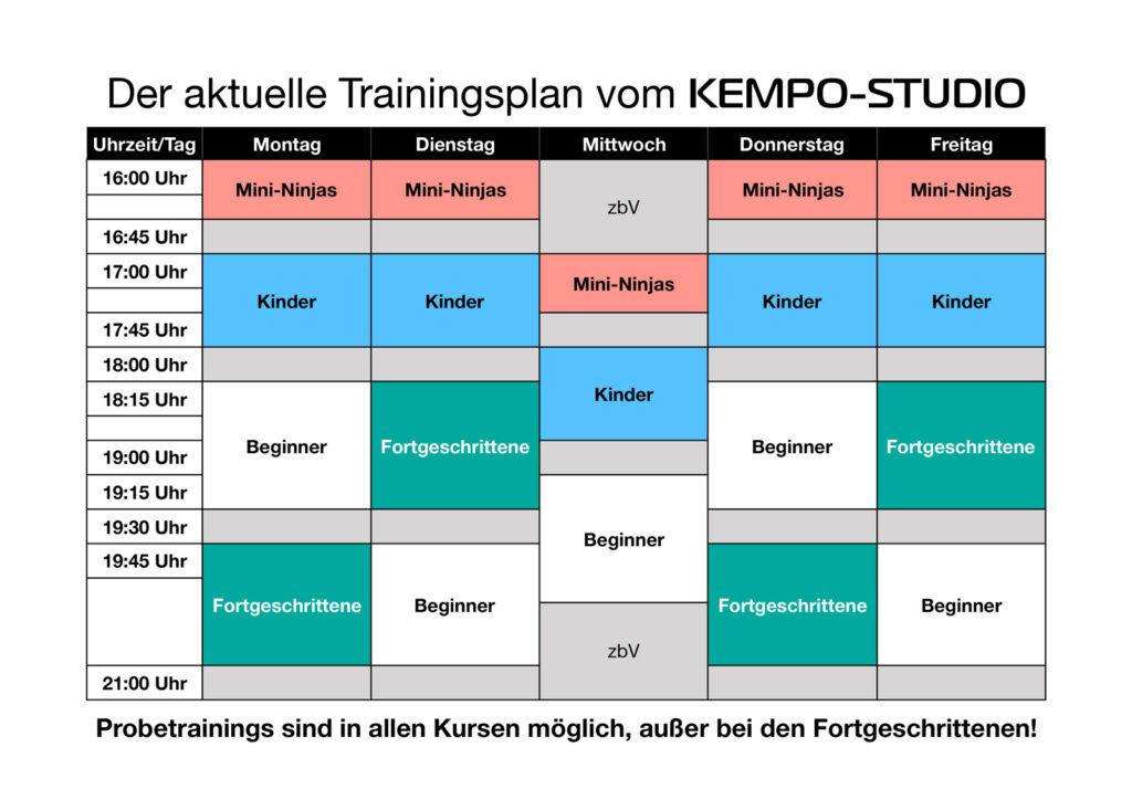 Der neue Trainingsplan-3-2019