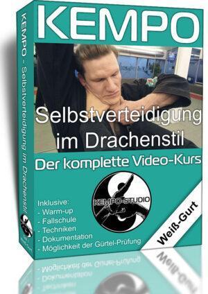 Produktbild KEMPO Video-Kurs Weiß-Gurt