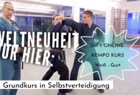 NEU: Online-Kurse vom KEMPO-STUDIO