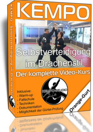 Produktbild KEMPO Video-Kurs Orange-Gurt