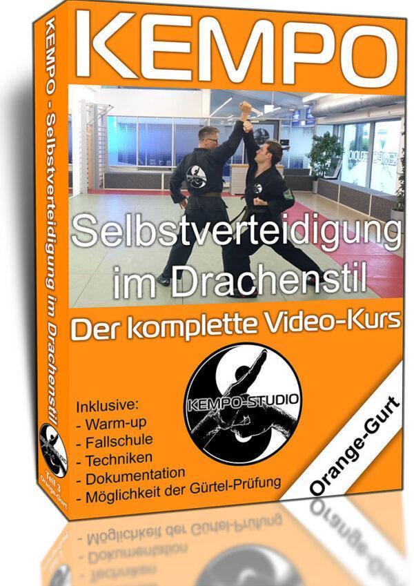 Produktbild KEMPO Video-Kurs Orange-Gurt